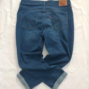 Levi's Crop Women's Jeans Sz 31